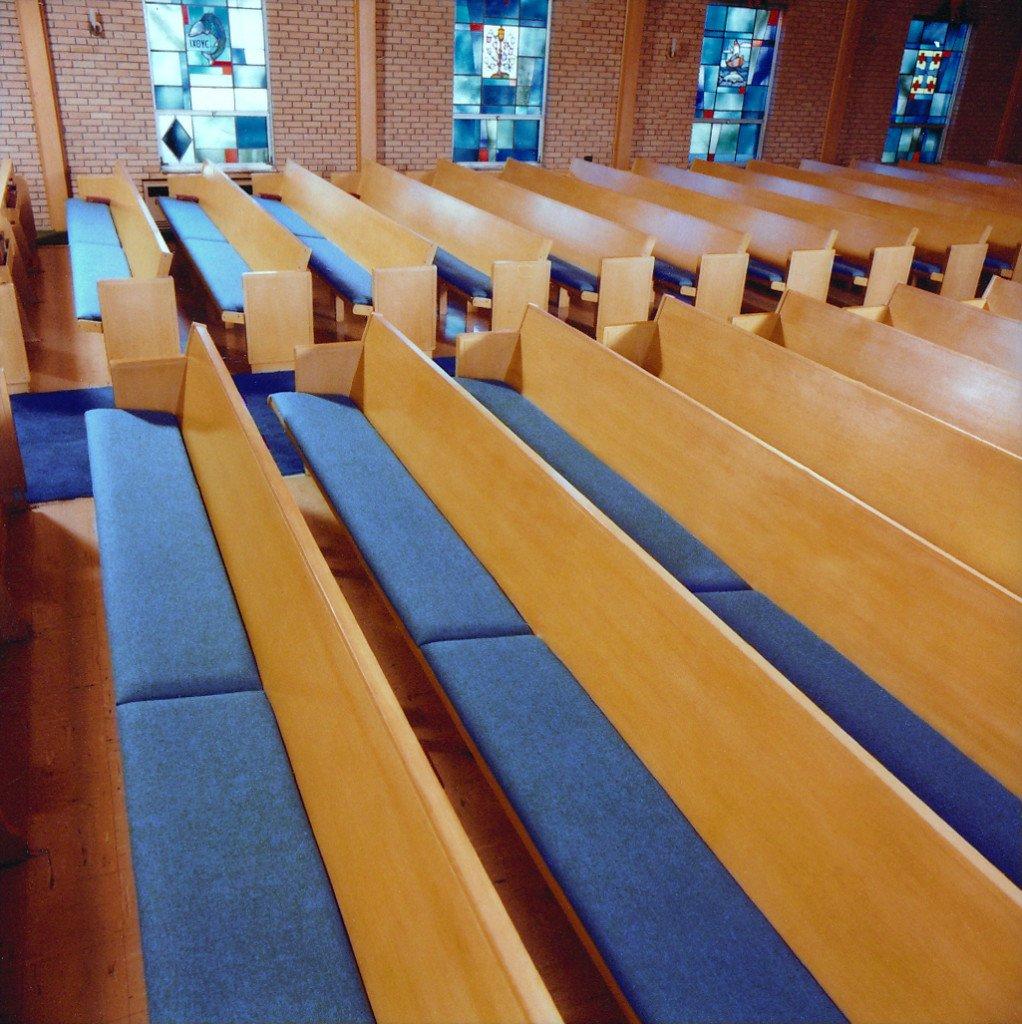 Pew Cushion Info Artech Church Interiors