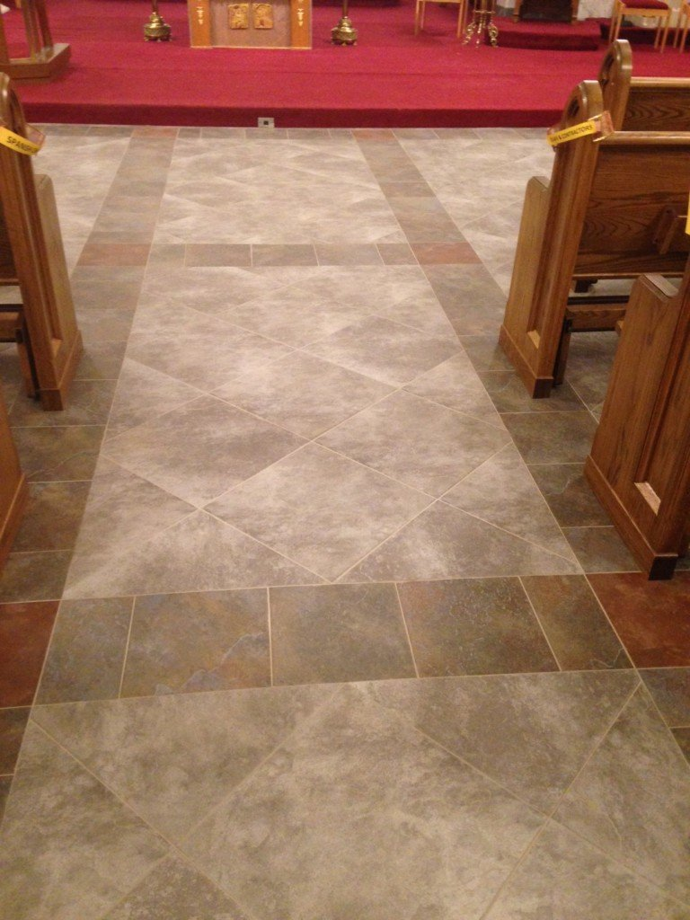 Church Tile Marble Floors Artech Church Interiors