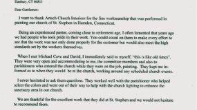 The Church Of Saint Stephen, Hamden, CT