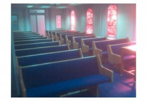 sanctuary after pew install resize
