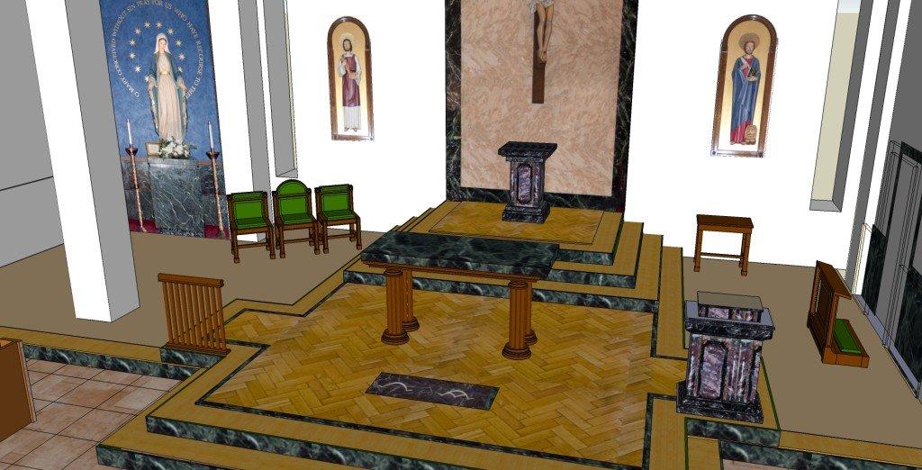 Interior Design Artech Church Interiors
