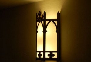wall sconce r