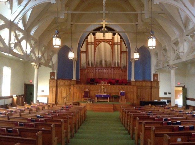 First Congregational Church Gardner