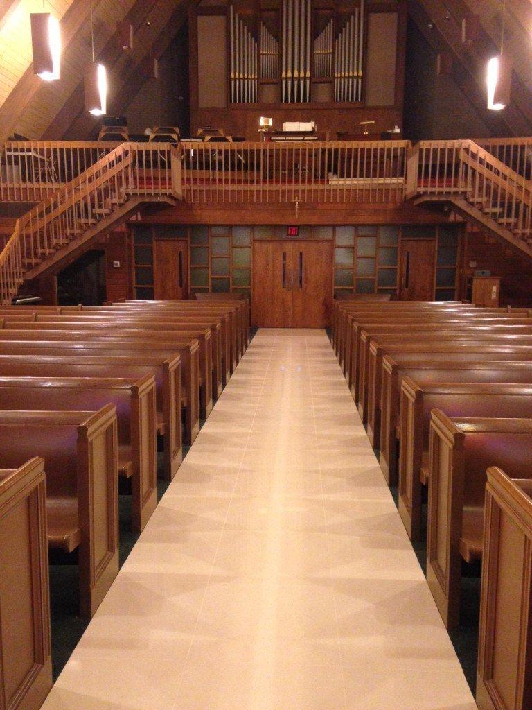 Church Flooring St John Lutheran Church Meriden Ct