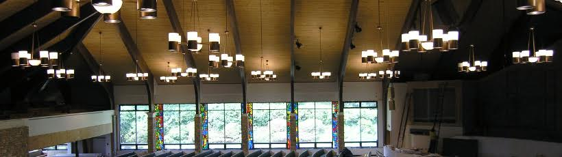 Led church lighting artech church interiors light upgrades shipped nationwide aloadofball Image collections